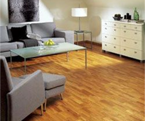 Kahrs Oak Sienna Satin Lacquered
