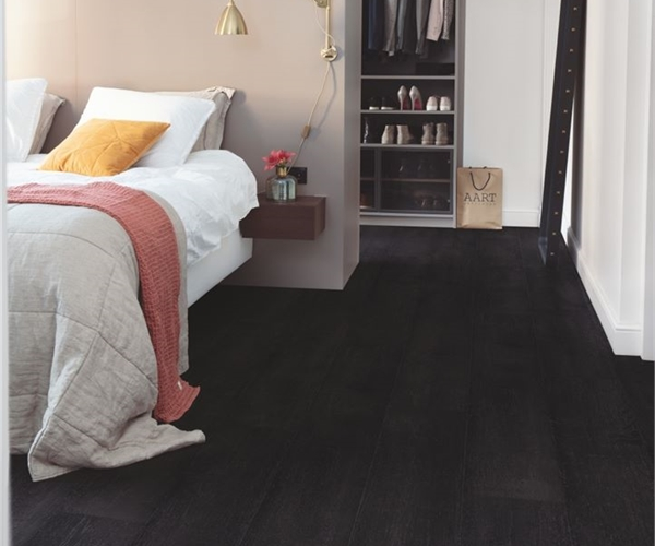 Painted Oak Black